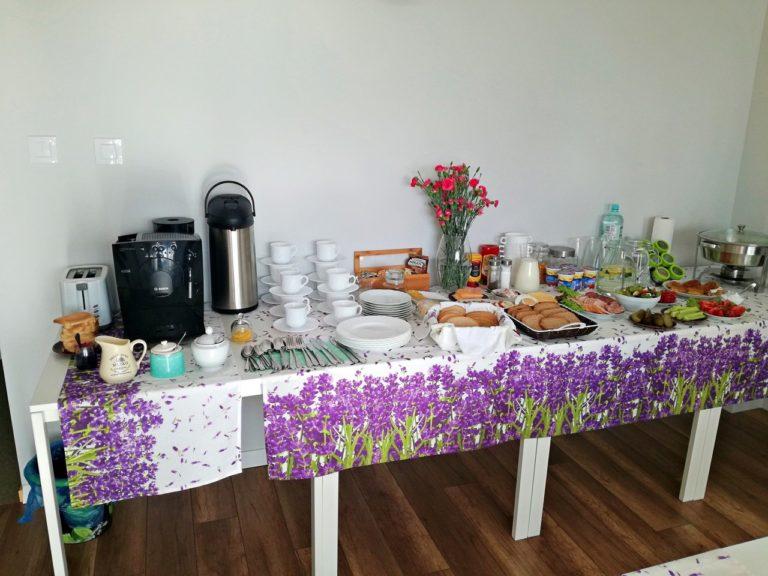 Stół śniadaniowy Podlasie