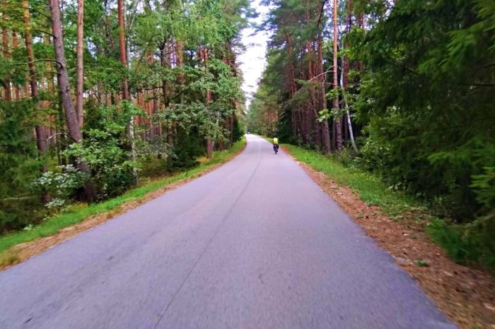 Carska Droga rowerem