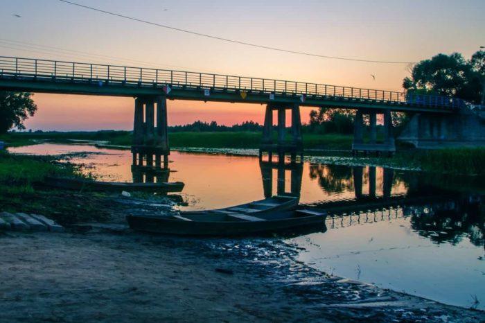 Goniądz most