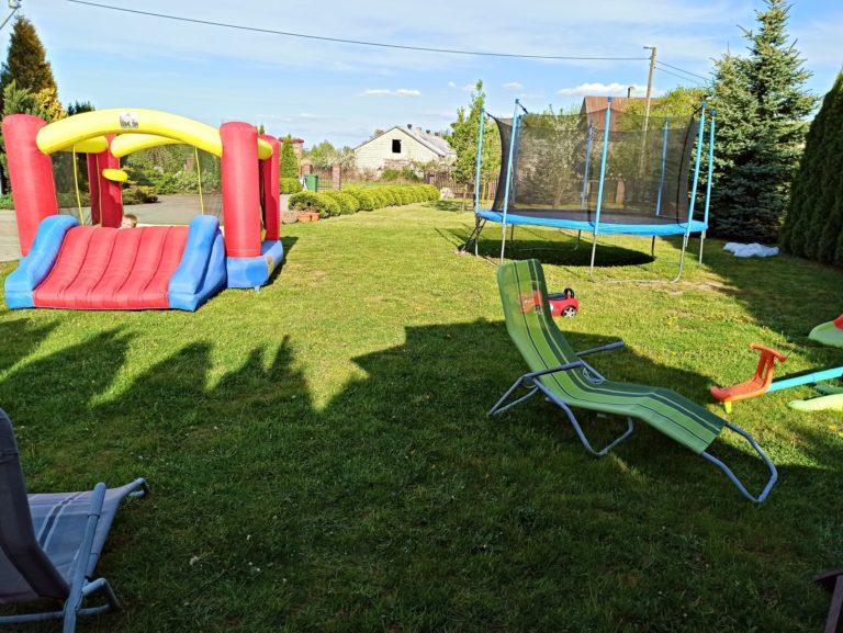 Plac zabaw - Noclegi z dziećmi