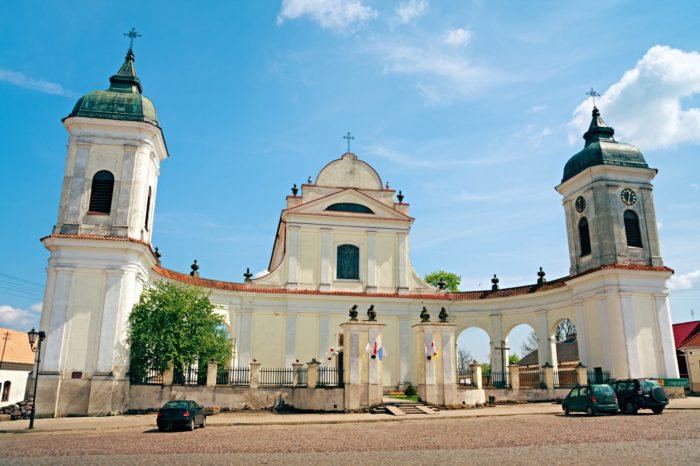 Tykocin kościół